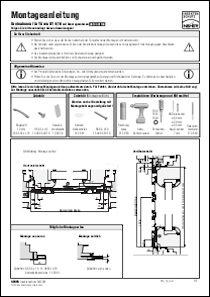 DT 4/16 Montageanleitung anzeigen