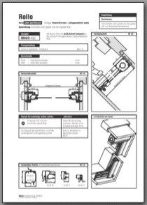 Insektenschutz-Rollo 4/3 IGG Dachfenster Aufmassanleitung anzeigen