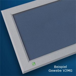 Lichtschachtabdeckung Gewebe V2MG