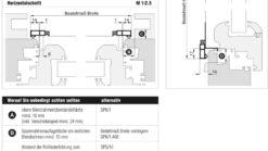 Spannrahmen SP 2/3 Aufmassanleitung Überblick