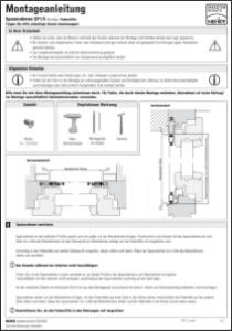Spannrahmen 1/58 Montageanleitung anzeigen