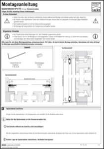 Spannrahmen 1/70 Montageanleitung anzeigen