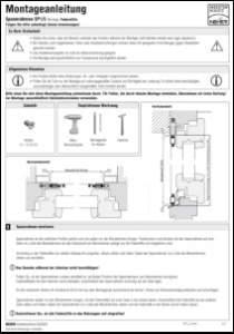 Spannrahmen 2/10 Montageanleitung anzeigen