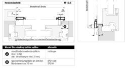 Spannrahmen SP 2/11 Aufmaßanleitung Überblick